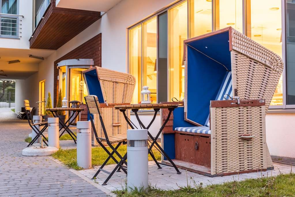 Best Western Hotel Jurata - Außenansicht