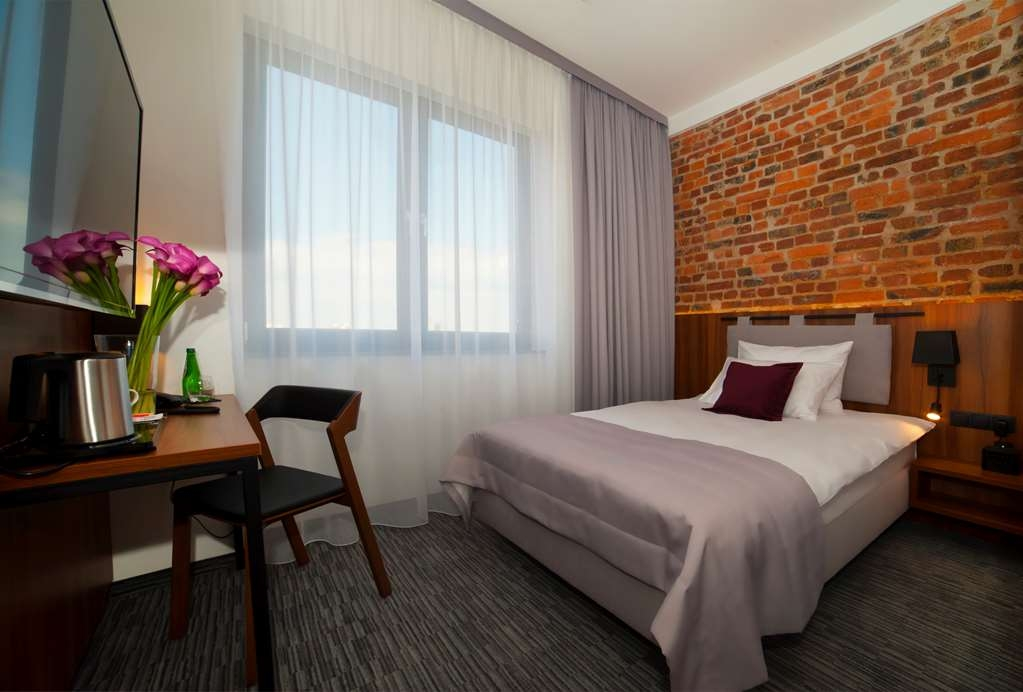 Best Western Hotel Mariacki - Superior Single Room with Single bed.