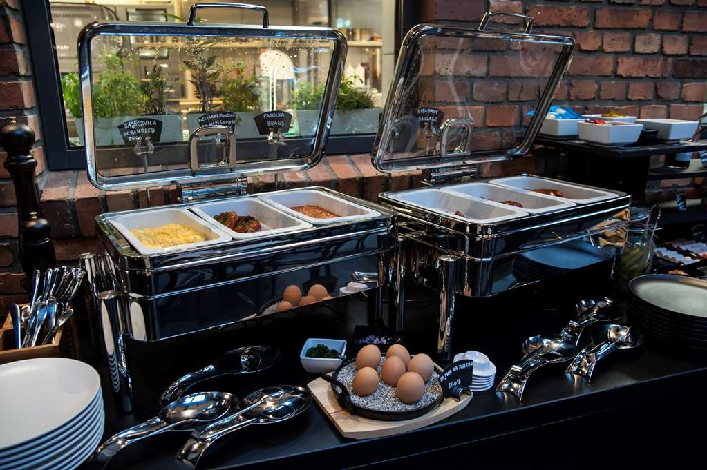 Best Western Hotel Mariacki - Prima colazione a buffet