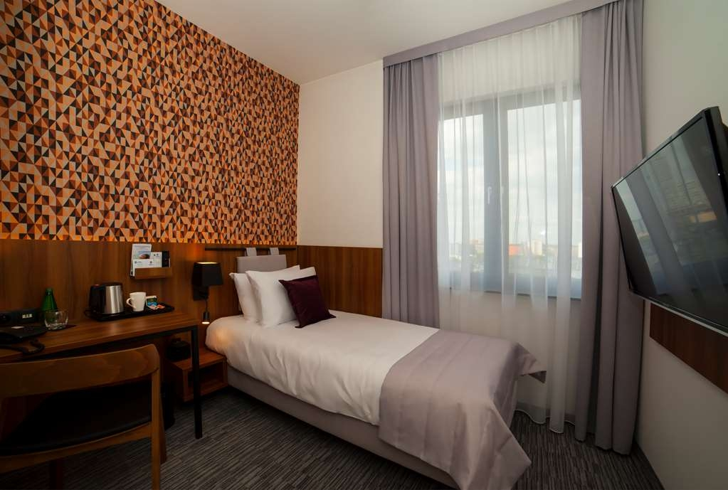 Best Western Hotel Mariacki - Best Western Hotel Mariacki Single room.