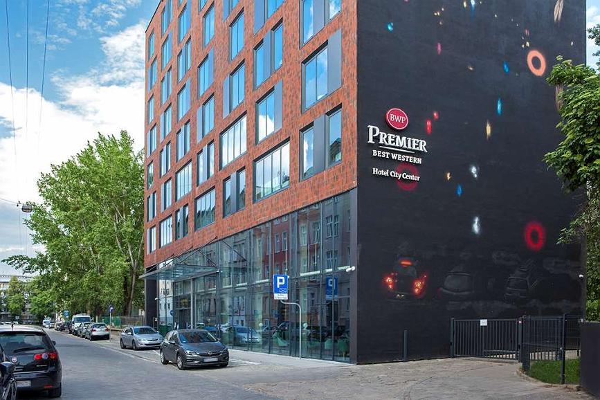 Best Western Premier Hotel City Center - Aussenansicht