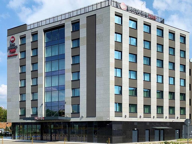 Best Western Plus Hotel Warsaw - Aussenansicht