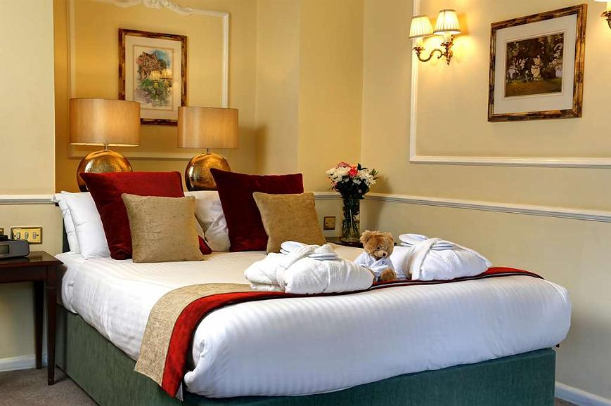 Hotel in Birmingham | Birmingham North Moor Hall Hotel, BW