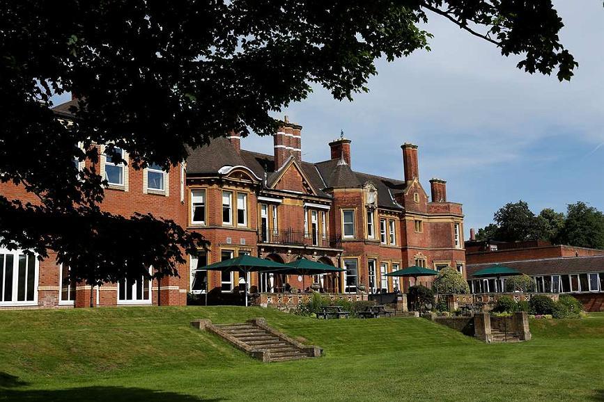 Birmingham North Moor Hall Hotel, BW Premier Collection - Aussenansicht