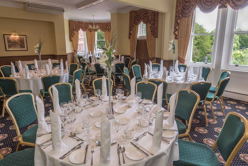 Birmingham North Moor Hall Hotel, BW Premier Collection - moor hall hotel wedding events