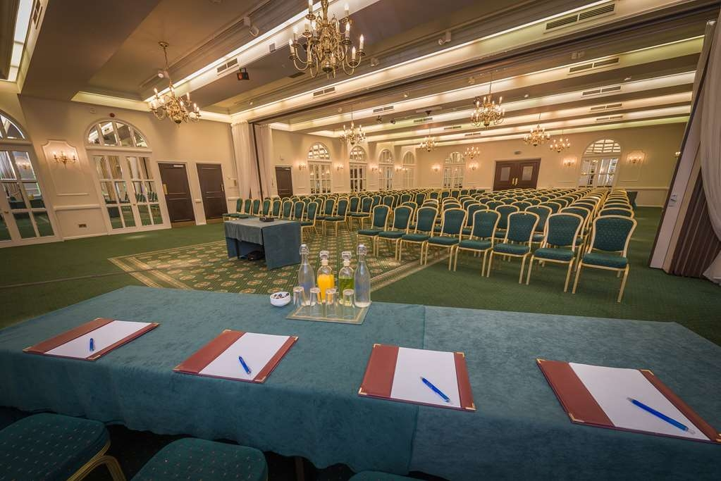 Birmingham North Moor Hall Hotel, BW Premier Collection - moor hall hotel meeting space