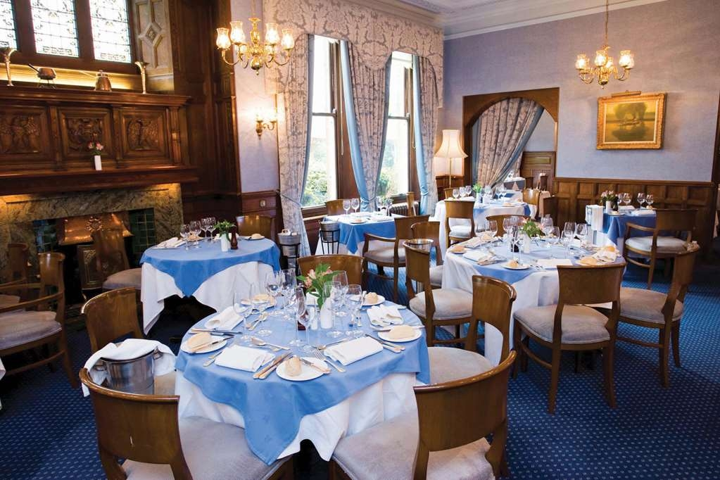 Birmingham North Moor Hall Hotel, BW Premier Collection - moor hall hotel dining