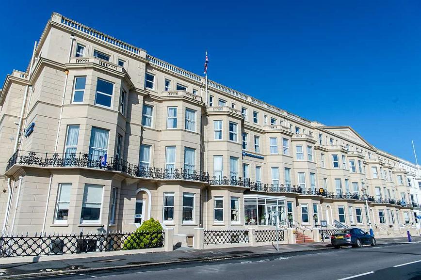 Best Western Lansdowne Hotel - lansdowne hotel grounds and hotel