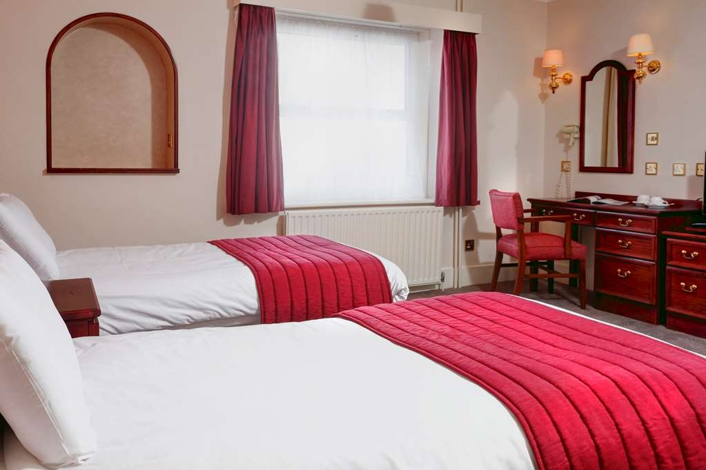 Best Western Lansdowne Hotel - Two Single Beds