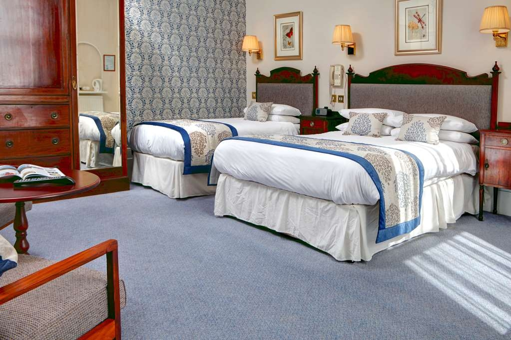 Best Western Lansdowne Hotel - 1 Double Bed and 1 Single Bed
