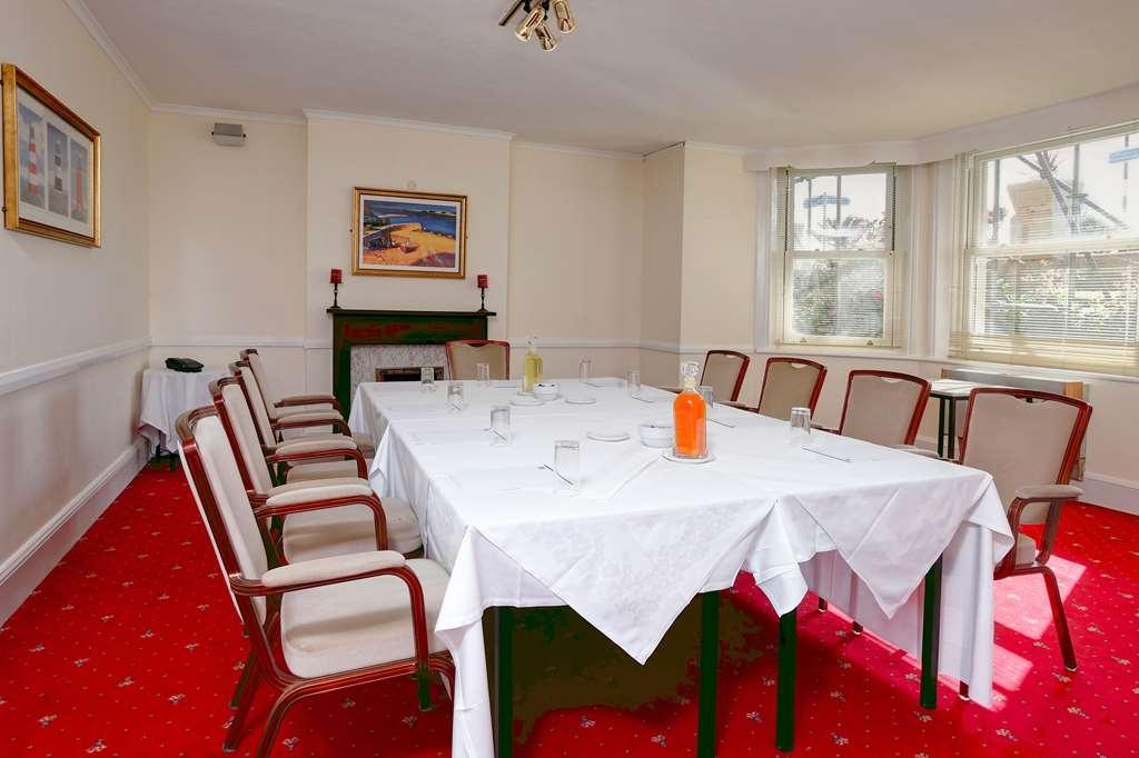 Best Western Lansdowne Hotel - Sala de reuniones