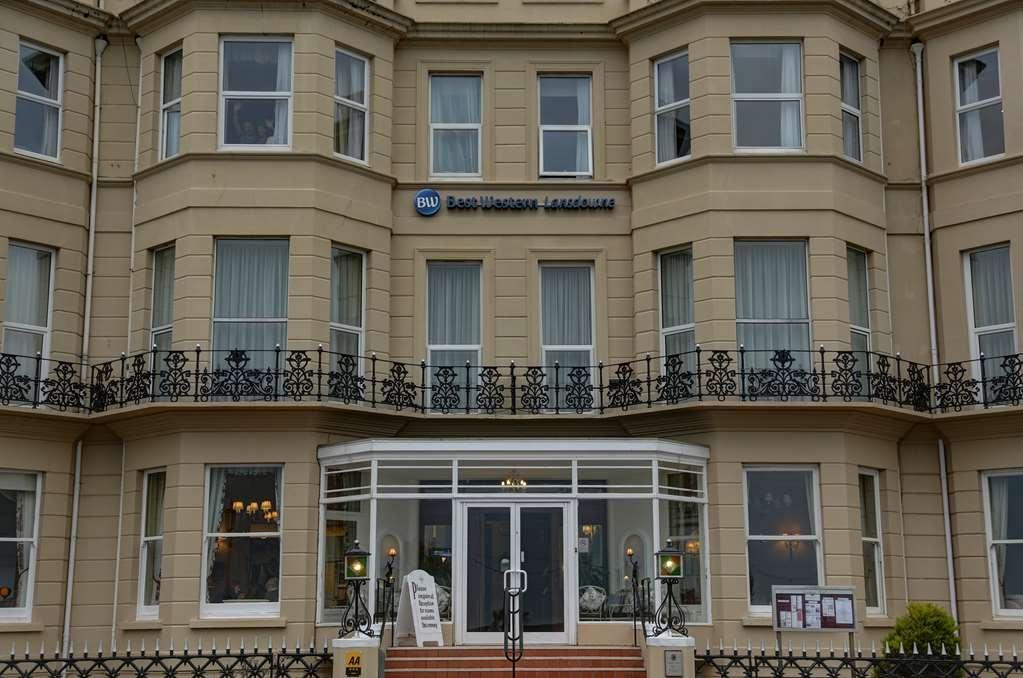 Best Western Lansdowne Hotel - Vista Exterior
