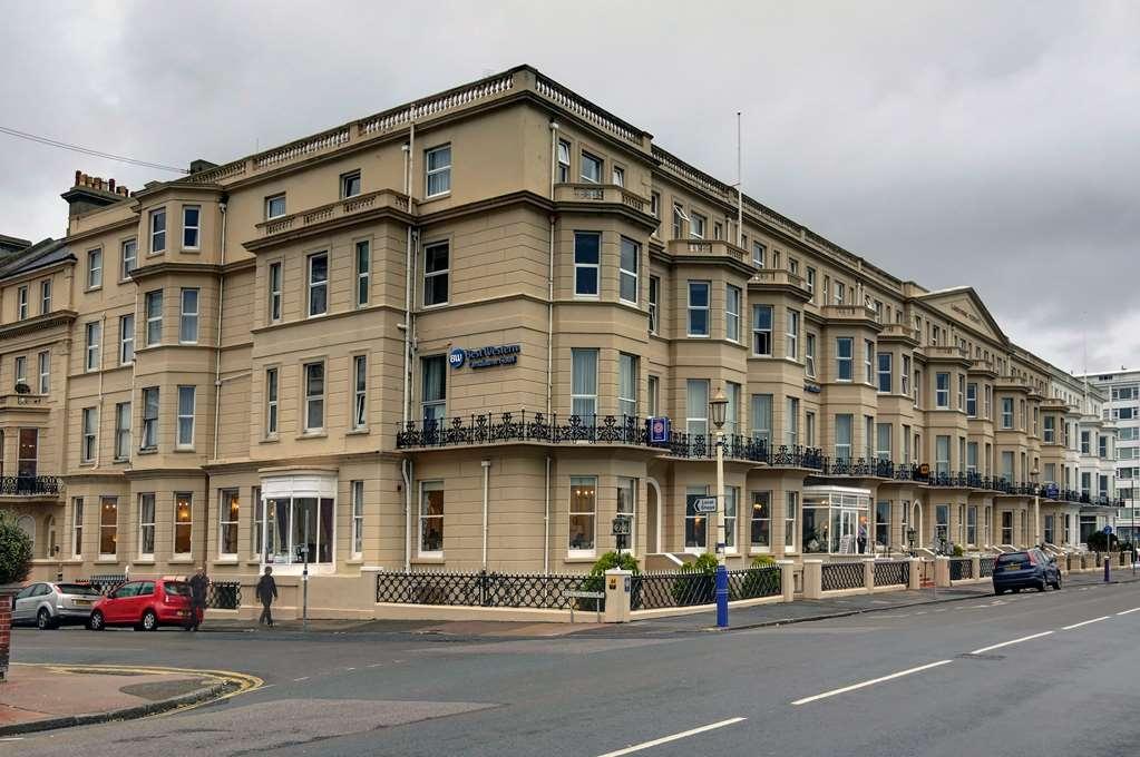 Best Western Lansdowne Hotel - Facciata dell'albergo