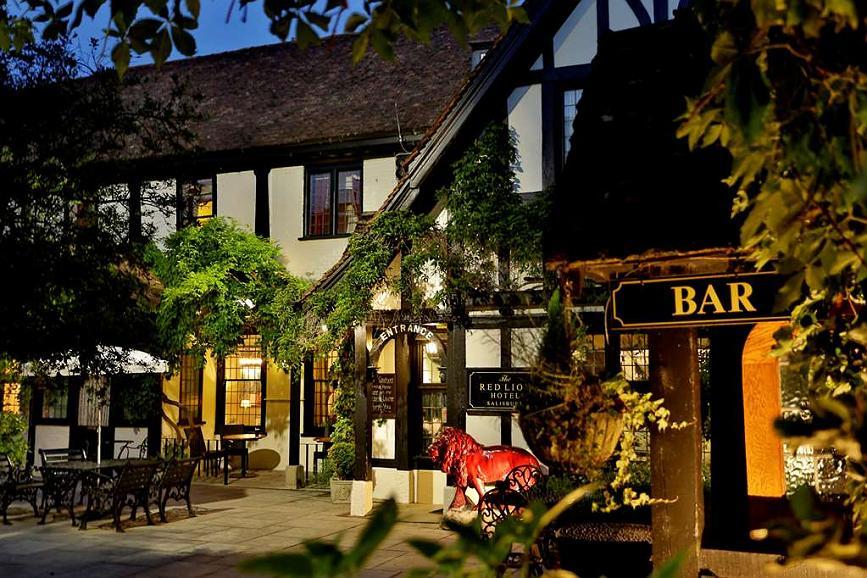 Best Western Salisbury Red Lion Hotel - Vue extérieure