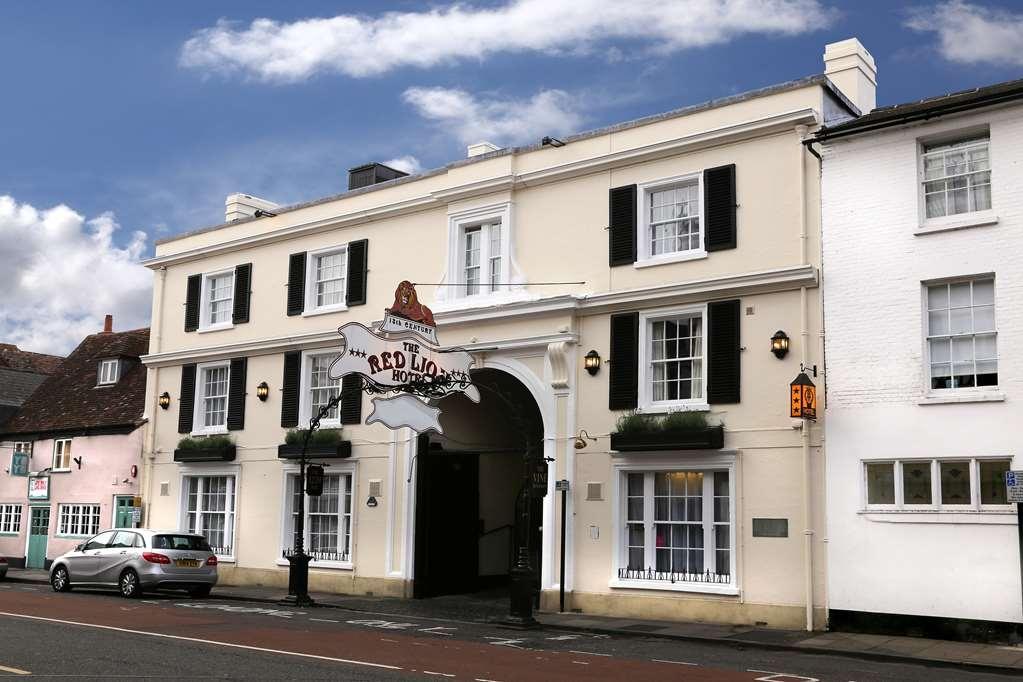 Best Western Salisbury Red Lion Hotel - Facciata dell'albergo
