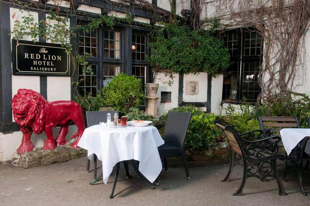 Best Western Salisbury Red Lion Hotel - Restaurant / Etablissement gastronomique