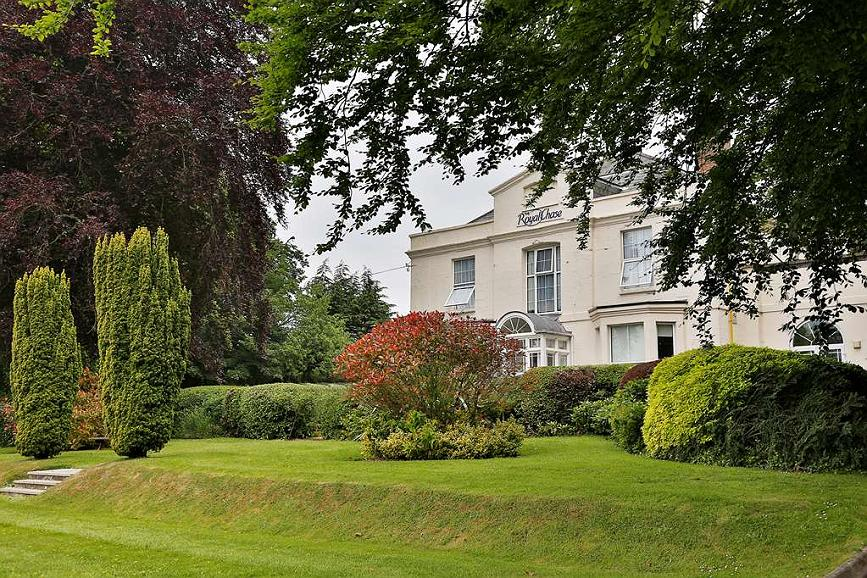 Best Western Shaftesbury The Royal Chase Hotel - Aussenansicht