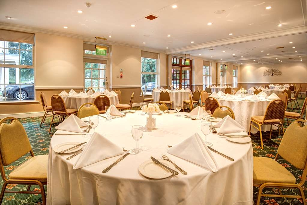 Best Western Shaftesbury The Royal Chase Hotel - royal chase hotel wedding events