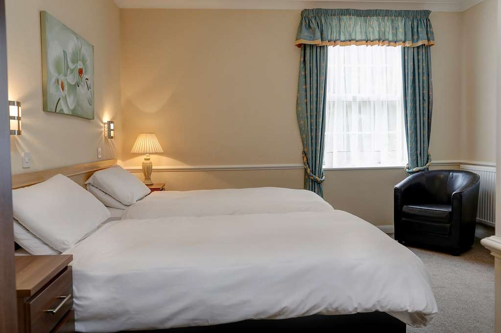 Best Western Shaftesbury The Royal Chase Hotel - royal chase hotel bedrooms