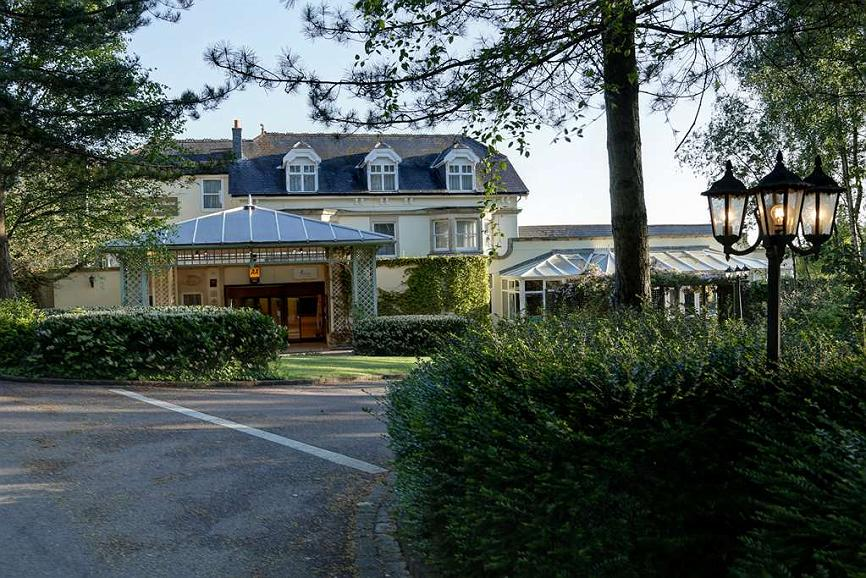 Swindon Blunsdon House Hotel, BW Premier Collection - Aussenansicht