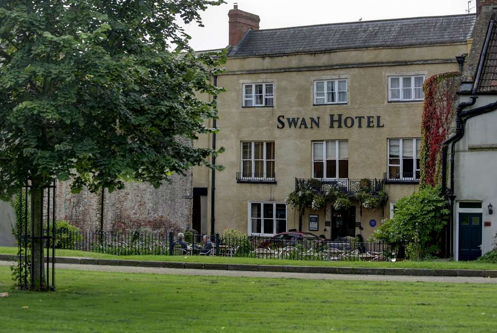 Best Western Plus Swan Hotel - Facciata dell'albergo