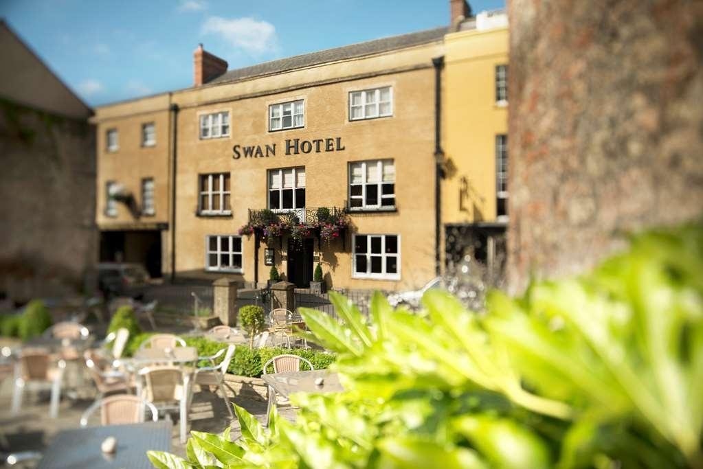 Best Western Plus Swan Hotel - Façade