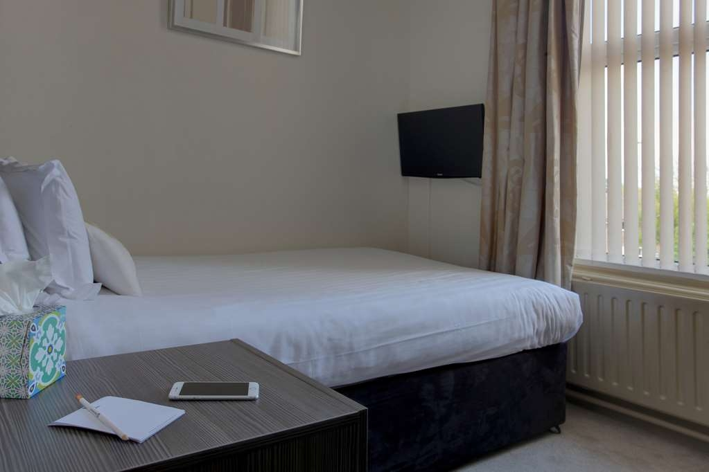 Best Western Parkmore Hotel - proprietà amenità