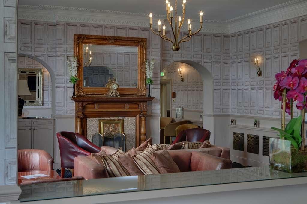 Best Western Parkmore Hotel - Außenansicht