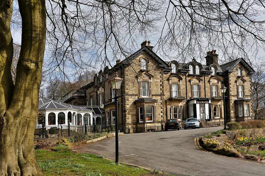 Best Western Plus Buxton Lee Wood Hotel - Aussenansicht