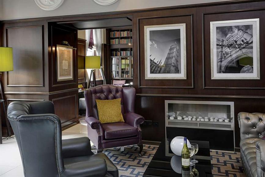Best Western Mornington Hotel London Hyde Park - Vista exterior