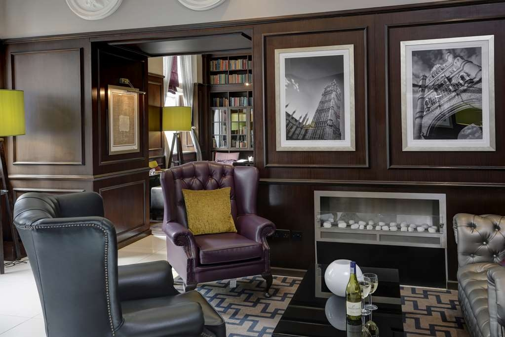 Best Western Mornington Hotel London Hyde Park - Außenansicht