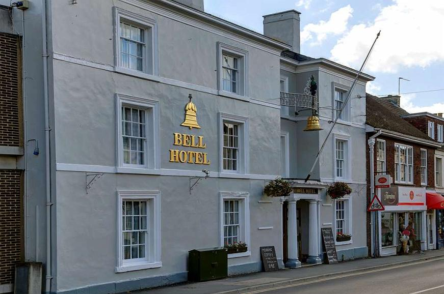 Best Western The Bell In Driffield - Aussenansicht