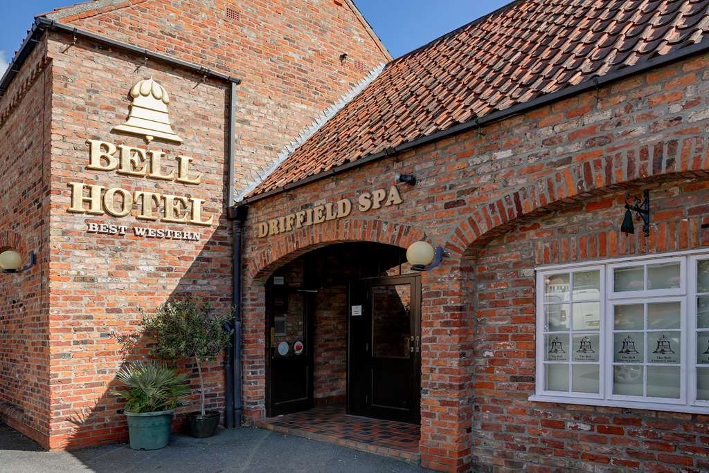 Best Western The Bell In Driffield - Vista Exterior