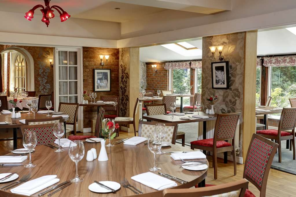Dower House Hotel, Sure Hotel Collection by Best Western - dower house hotel dining