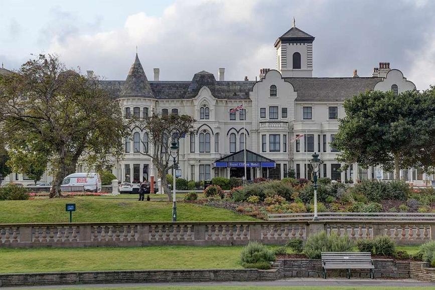 Royal Clifton Hotel & Spa, Sure Hotel Collection - Area esterna
