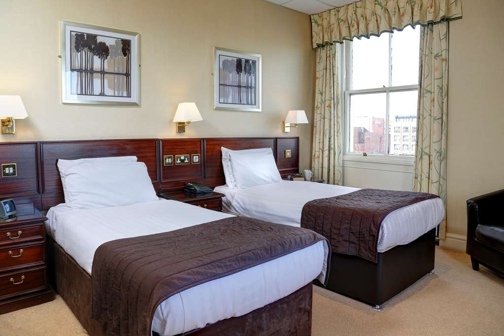 Best Western Southport Seafront Royal Clifton Hotel & Spa - Camere / sistemazione
