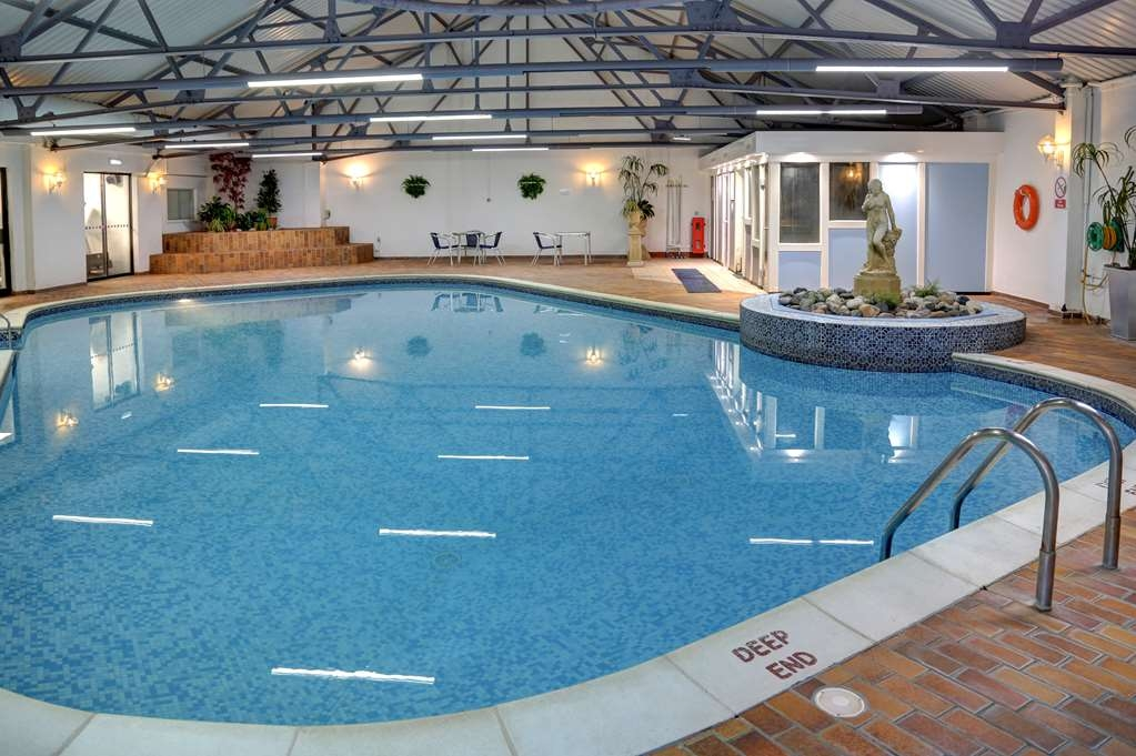 Best Western Southport Seafront Royal Clifton Hotel & Spa - Piscina