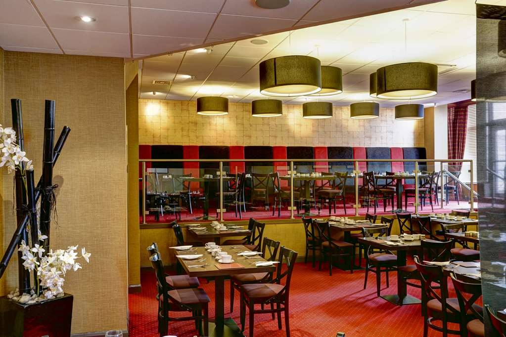 Best Western Southport Seafront Royal Clifton Hotel & Spa - Ristorante / Strutture gastronomiche