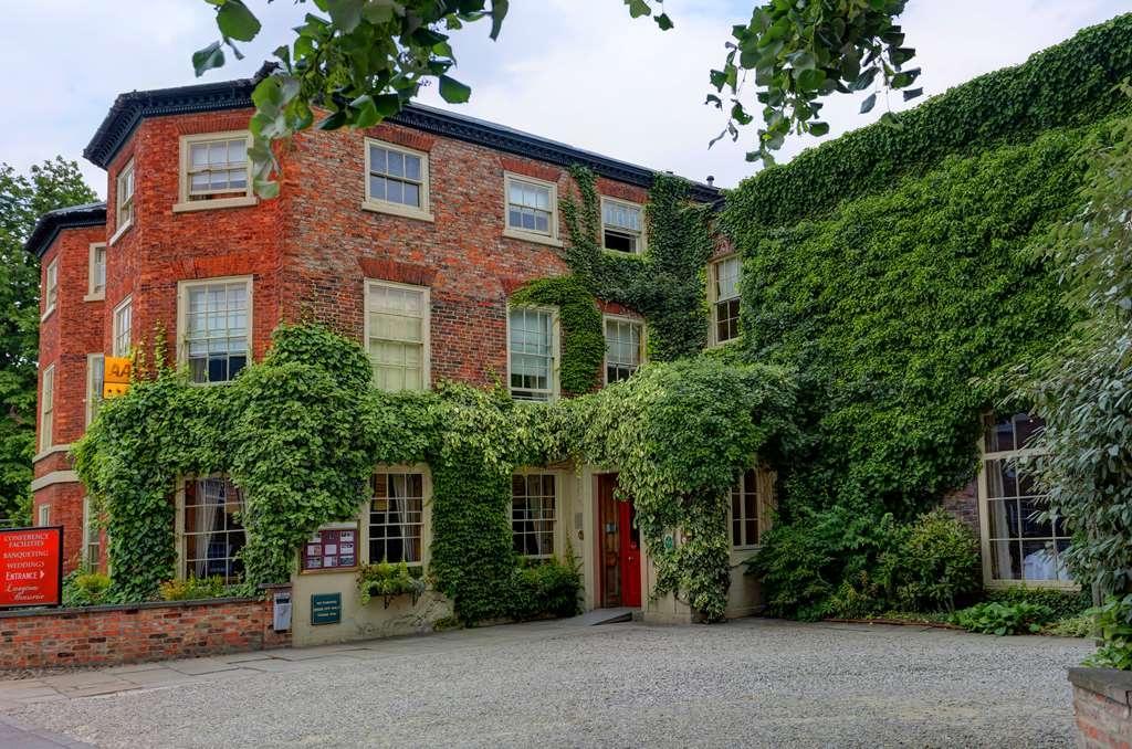 Best Western York Pavilion Hotel - Außenansicht