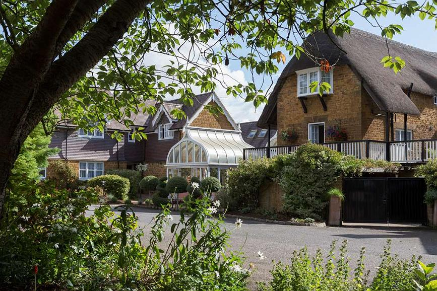 Banbury Wroxton House Hotel, BW Signature Collection - Area esterna