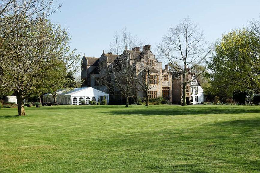Best Western Stratford on Avon Salford Priors Salford Hall - Vue extérieure