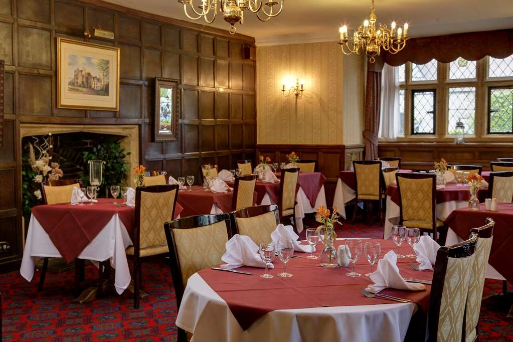 Best Western Stratford on Avon Salford Priors Salford Hall - Restaurant / Etablissement gastronomique
