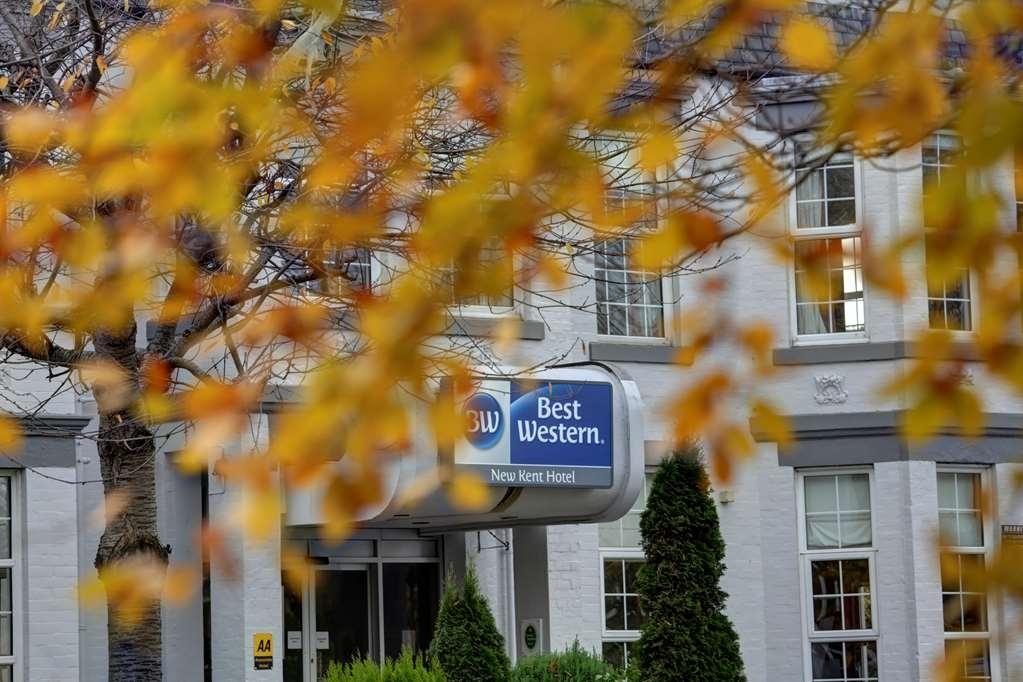 Best Western New Kent Hotel - Außenansicht