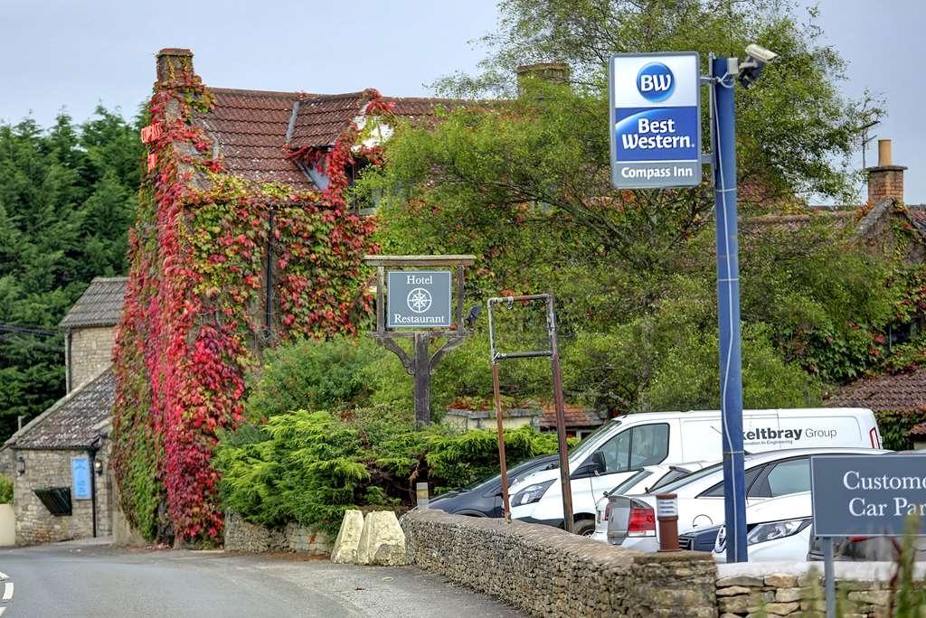 Best Western Compass Inn - compass inn grounds and hotel