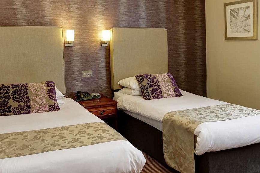 Best Western Westley Hotel - Gaestezimmer