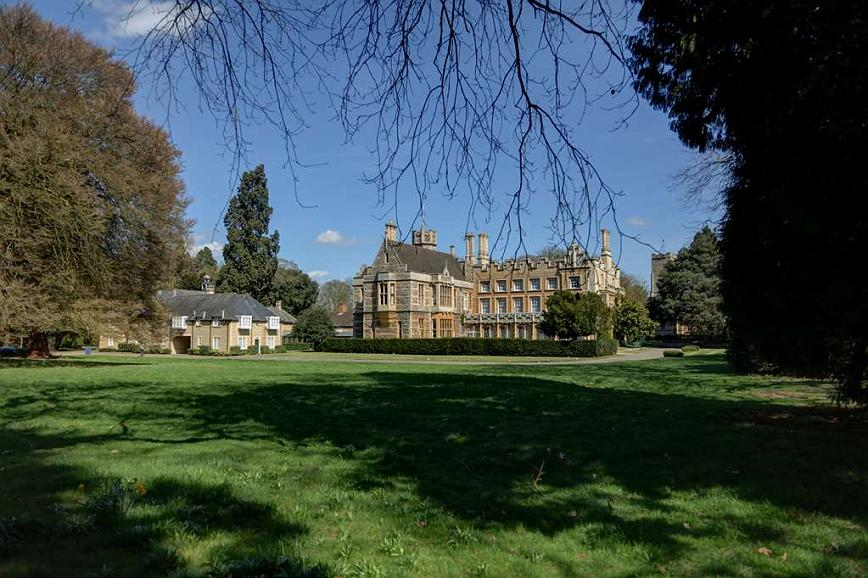 Best Western Plus Peterborough Orton Hall Hotel & Spa - Aussenansicht