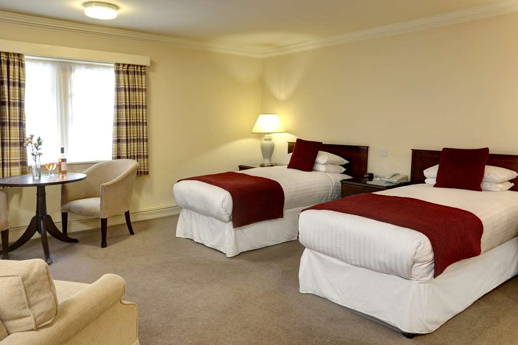 Best Western Plus Peterborough Orton Hall Hotel & Spa - Camere / sistemazione