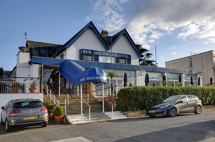 Best Western New Holmwood Hotel - Area esterna