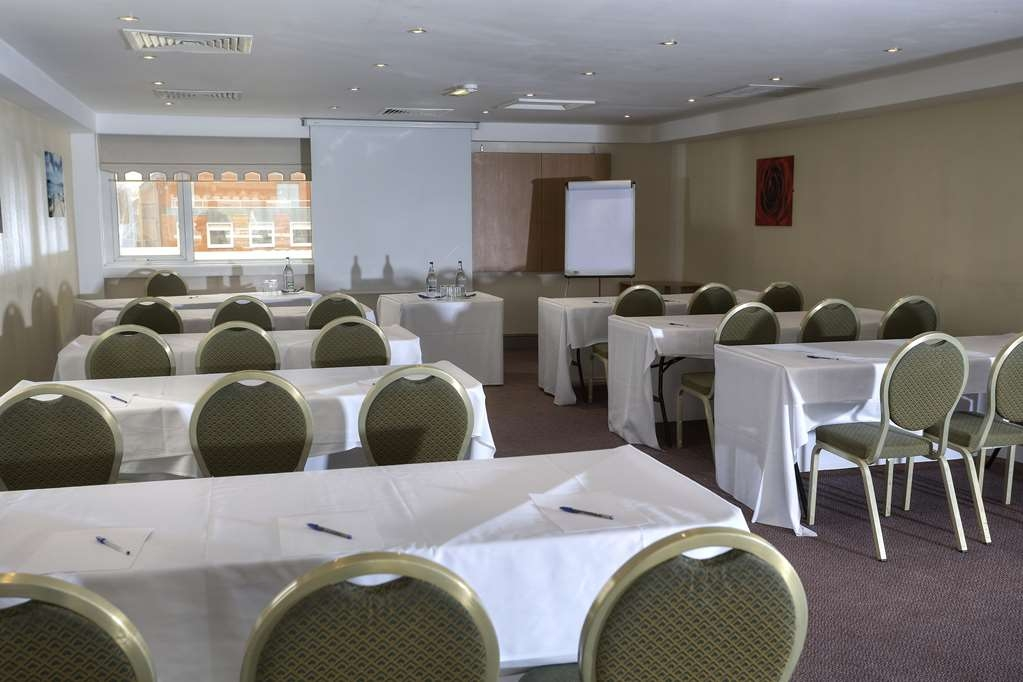 Best Western Manchester Altrincham Cresta Court Hotel - Sala de reuniones