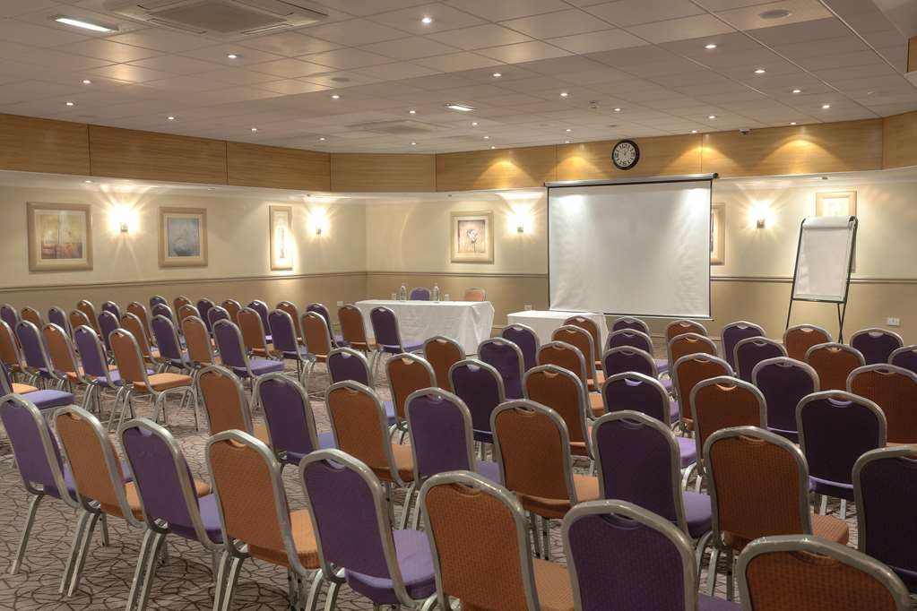 Best Western Manchester Altrincham Cresta Court Hotel - Salle de réunion